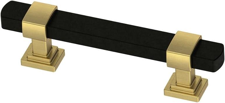Black Cabinet Handles Kitchen Door Pulls Drawer Knobs Furniture Handle Hardware#