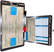 Champion Sports Large & XL Dry Erase Board for Coaching - Whiteboards for Strategizing, Techniques, Plays