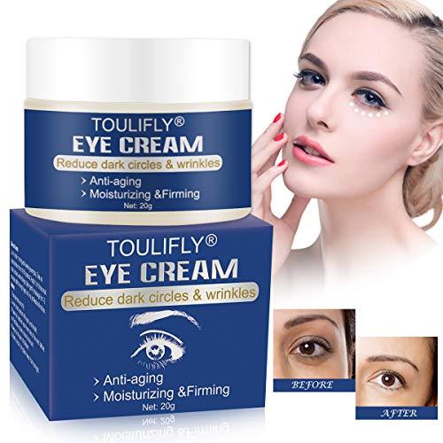 51VqPxn3CkL - Under Eye Cream, Eye Repair Cream, Anti-Aging Eye Cream, Eye Cream for Dark Circles & Puffiness & Under Eye Bags, Nourishes Skin & Fights Wrinkles, Rapid Wrinkle Repair Eye Skin