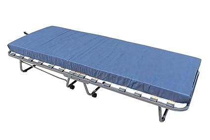 Rete letto pieghevole letti pieghevoli with rete letto for Ikea brandina