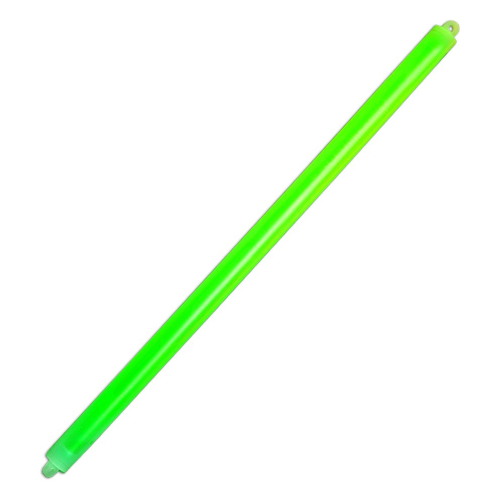 Cyalume ChemLight Military Grade Chemical Light Sticks, Green, 15-Inch Long, 12 Hour Duration (Pack of 20) 9-87090PF
