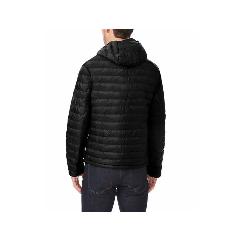 Amazon.com: 32 DEGREES Heat Mens Down Jacket with Hood: Clothing