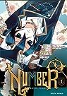 Number, tome 1  par Tsubaki