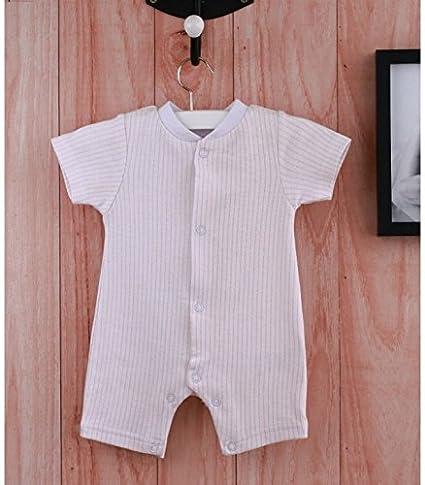 Pelele bebé manga corta de jersey Tu moda bebe rosa