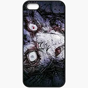 Personalized iPhone 5 5S Cell phone Case/Cover Skin 13 Ghosts Black