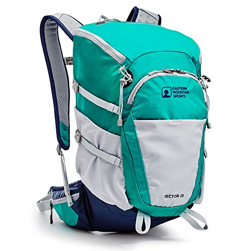 EMS Women's Sector 25 Backpack Columbia/Peacoat Green One Size