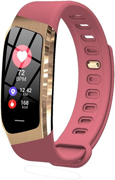 ZMJY Fitness Tracker, Monitor de frecuencia Cardiaca Pulsera de ...