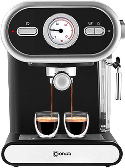 KOUDAG Cafetera Cafetera Cafetera semiautomática Inicio Máquina de ...
