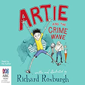 Artie and the Grime Wave Audiobook