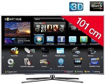 Samsung UE40D7000LS - Televisor (101,6 cm (40