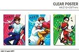 Meganebu!! A4 Clear Poster set design 01