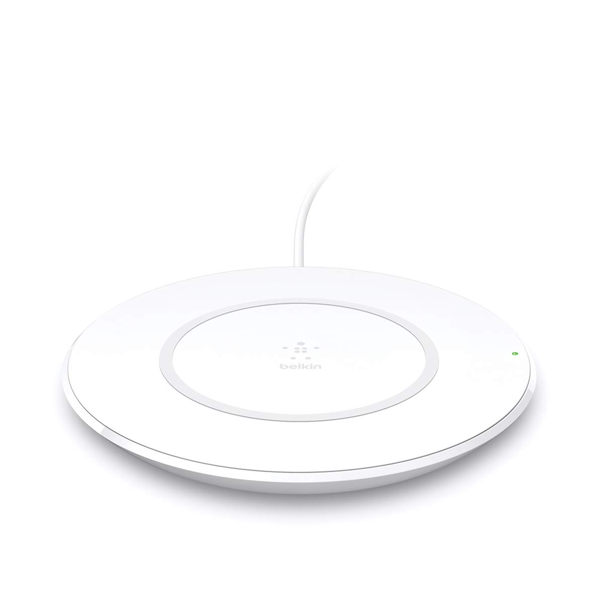 Belkin Boost Up Wireless Charging Pad 7.5W - Fast iPhone Wireless Charger for iPhone XS, XS Max, XR, X, 8, 8 Plus, AirPods 2 (Compatible w/ Samsung, LG, Sony, more) by Belkin