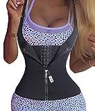 Product review for Gotoly Metabolism Fat Burner Body Shaper Adjustable Straps Tank Top Yoga Vest