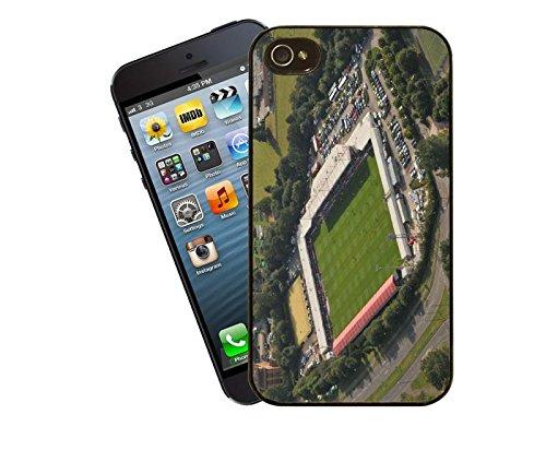 Crawley Town F.C.-Broadfield Stadium-Coque pour iPhone-La-Coque pour iPhone 4 et 4s-By Eclipse idées cadeaux