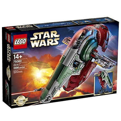 LEGO Star wars 75060 Slave I Ultimate Collector Series Lego Star Wars (Lego Star Wars Collector Series)