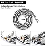 Blissland Shower Hose Extra Long 118 Inches