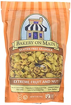 Bakery on Main Granola Gluten Free Extreme Nut & Fruit, 12 oz
