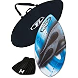 Skimboard Package for beginners - Blue - 36