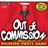 OUT OF COMMISSION Drinking Party Game; an old fashioned board game with an intoxicating twist. Get the party started and pre-game with OOC! [An interactive drinking party game]