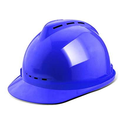 MZ JH& Casco Ajustable con respiraderos fríos, ANSI-obedientes, Equipo de protección Personal
