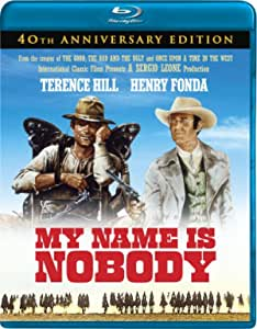 My Name Is Nobody (40th Anniversary Edition) [Blu-ray]