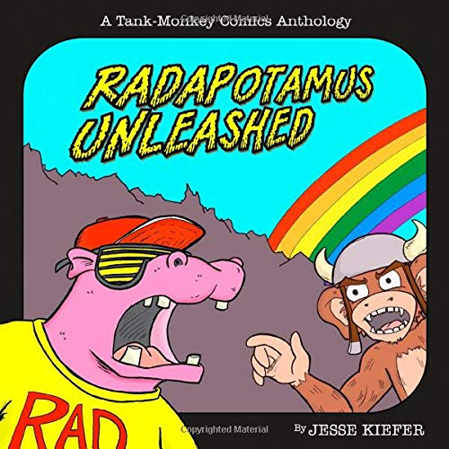 Radapotamus Unleashed (Tank-Monkey)