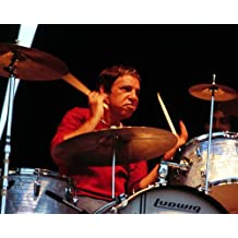 Buddy Rich Legendary drummer performing in concert 16x20 Poster