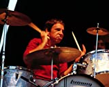 #10: Buddy Rich Legendary drummer performing in concert 16x20 Poster