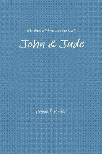 Studies of the Letters of John & Jude PDF