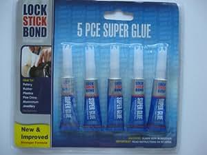 SUPER GLUE 5 PACK