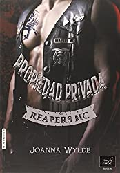 Reapers MC #1: Propiedad privada (Spanish Edition)