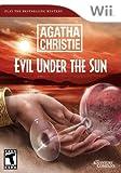 Agatha Christie: Evil Under the Sun - Nintendo Wii by Dreamcatcher