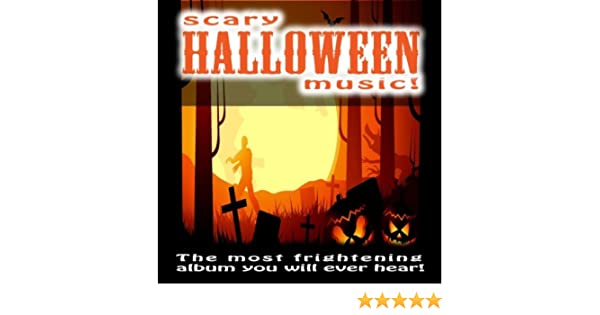 amazoncom halloween sound effects and music scary halloween music mp3 downloads - Scary Halloween Music Mp3