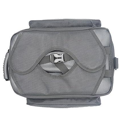 L Motorcycle Petrol Tank Bag with Magnetic Waterproof Tank Bag Fuel Tank Bag Universal for Haley Davidson//Honda//Yamaha//Victory//Suzuki//Kawasaki//Moto Guzzi//BMW//Ducati and etc