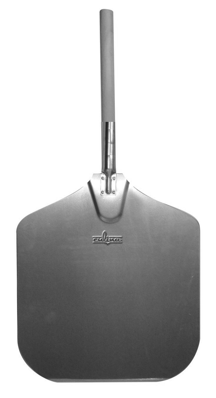 Forged Aluminum Wooden Handle Culina 14 by 16 Pizza Peel