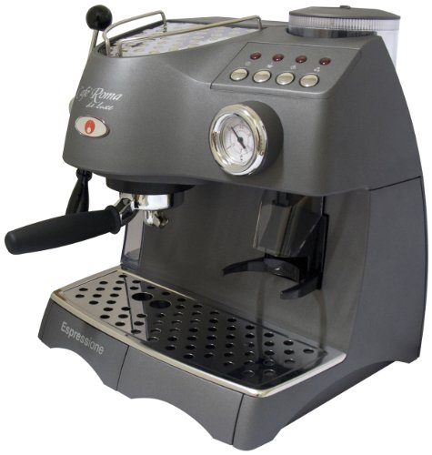 espresso machine with refillable pods have. Black Bedroom Furniture Sets. Home Design Ideas