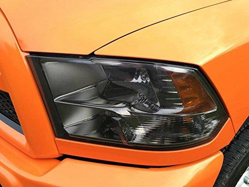 VViViD Air-Tint Dark Black Headlight - Tail Light Window