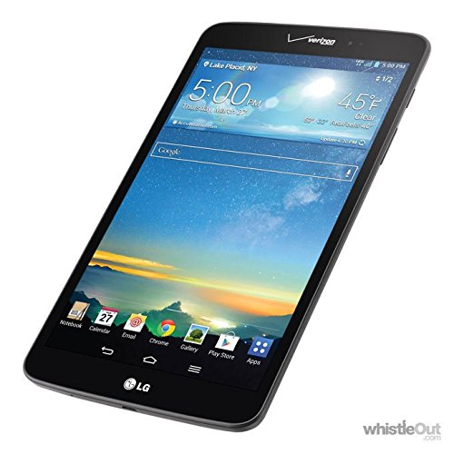 Click to buy LG G Pad 4G LTE Tablet, Black x8.3-Inch 16GB (Verizon Wireless VK815) - From only $295