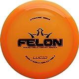 Dynamic Discs Felon Lucid Golf Disc: Fairway Driver Assorted Colors