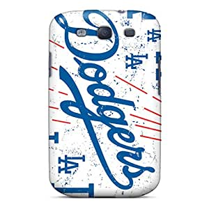 Samsung Galaxy S3 XoD2387OJJH Provide Private Custom Attractive Los Angeles Dodgers Series Excellent Hard Phone Cases -KennethKaczmarek