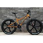 51Vqfe gbeL. SS150 Alta qualità 24/26 Pollici ampliato e ispessite Tire Mountain Bike, motoslitta, Una Ruota, Freno a Disco Ammortizzatore…