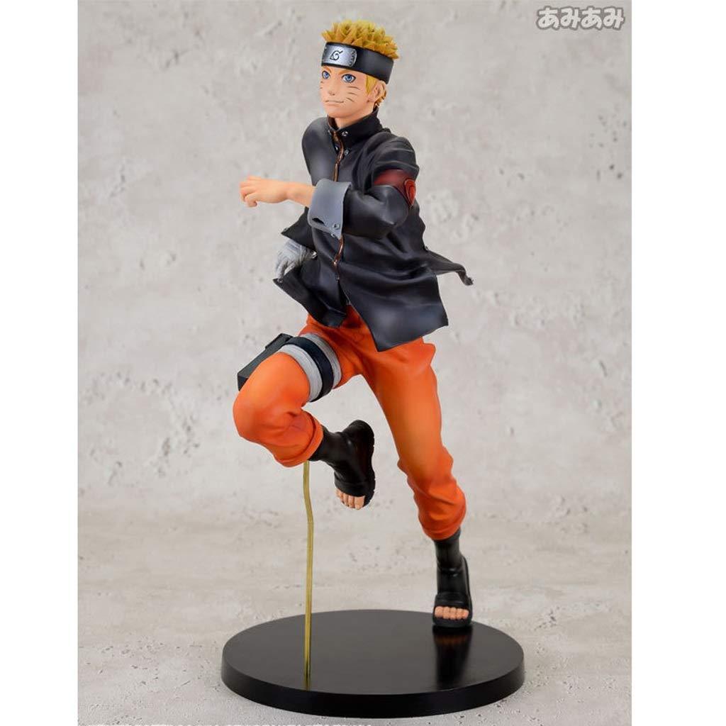 QYSZYG Jouet Figurine Jouet Modèle Anime Personnage Artisanat Décorations Cadeau d'anniversaire 22cm