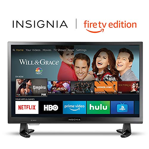 Insignia 24-inch 720p HD Smart LED TV- Fire TV Edition $99.99