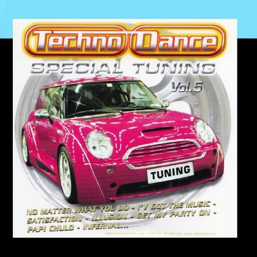 Price comparison product image Spécial Tuning Vol. 5 (Les Gros Sons Techno Dance Pour Ta Voiture)