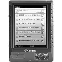 "LIBRE eBook Reader PRO Digital Text Reader - PDF, TXT, ePub, RTF, PRC, MOB, FB2 - GIF, BMP, JPG - Format: Audio Formats - 5"" Display - 100 Books AEBK01F"