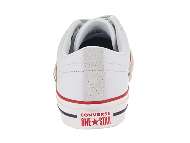 a9ea26584ce227 Converse Chucks 160626C Blue One Star OX Blue Tint Gym Red White   Amazon.co.uk  Shoes   Bags