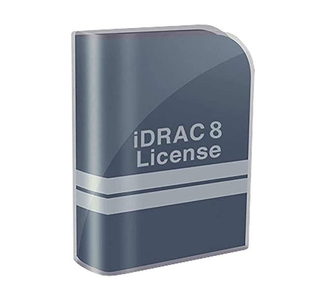 Dell iDRAC 8 Enterprise License for Remote Management of Dell PowerEdge  R430, R630, R730, R730XD, T330, T430, and T630 Servers