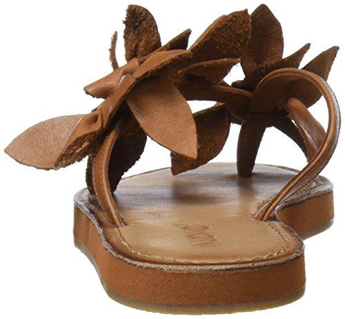 Chanclas Coconut Beige 12058623 9091 Inuovo para Mujer HvPW065nzq