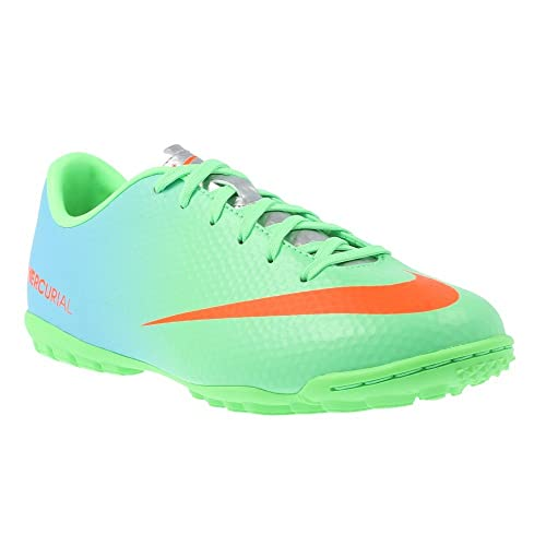 73202eb286 Image Unavailable. Image not available for. Color  NIKE Mercurial Victory  IV TF Junior ...