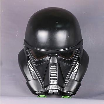 Máscara De Star Wars con Sonido Y Luz Darth Vader Empire ...